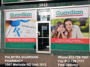 Photo of Palmyra Guardian Pharmacy