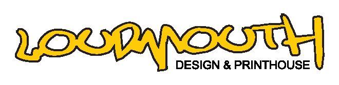 Loudmouth Printing logo
