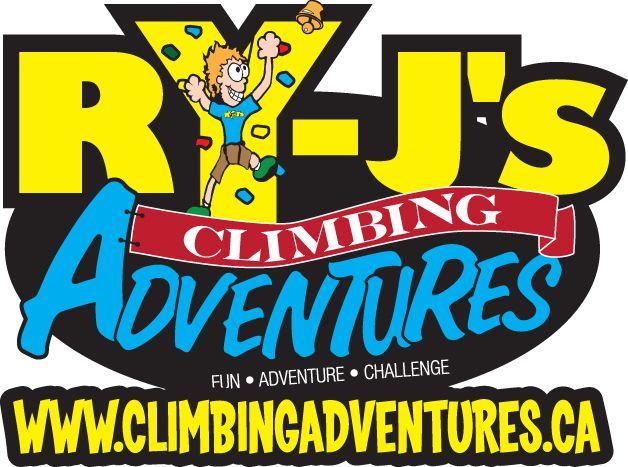 Ry-J's Climbing Adventures logo